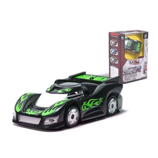 RC lezecké auto, zelené