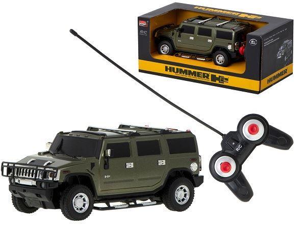 RC auto Hummer H2 1:24 ,tmavě zelené