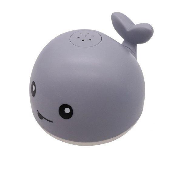 Hračka do vody velryba LED