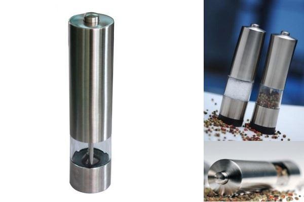 Elektrický mlýnek na sůl a pepř