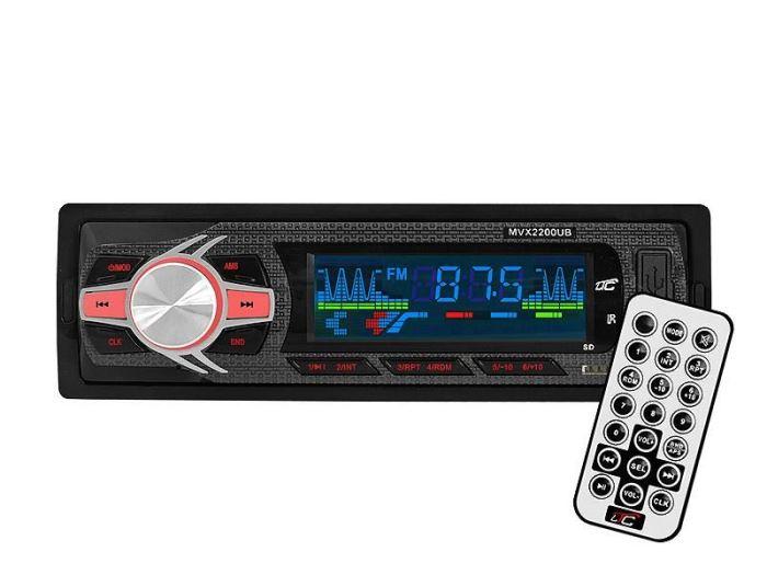 Autorádio FM LTC, vstupy AUX / USB / SD, 4x45W
