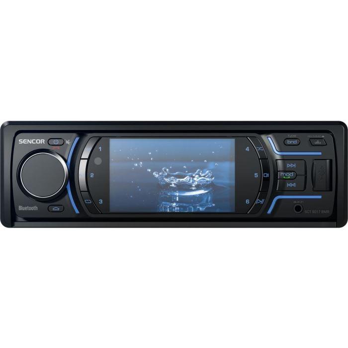 AUTORÁDIO S USB/SD/BT SENCOR SCT 8017BMR