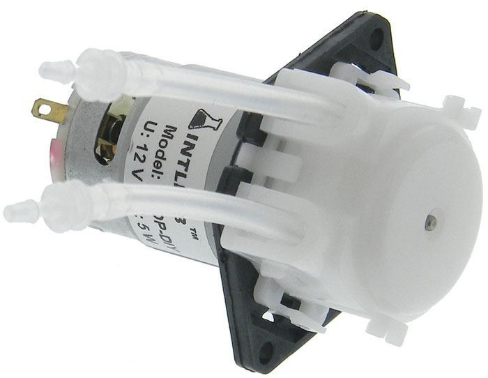 Peristaltické čerpadlo INTLLAB DP-DIY 12VDC, 5-40ml/min