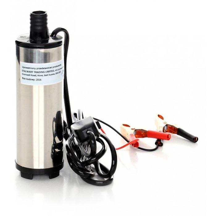 Mini čerpadlo s vypínačem na naftu 12V, 15l/min