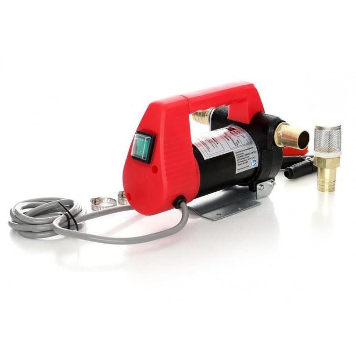 Mini čerpadlo na naftu 24V, 55l/min, KRAFT & DELE