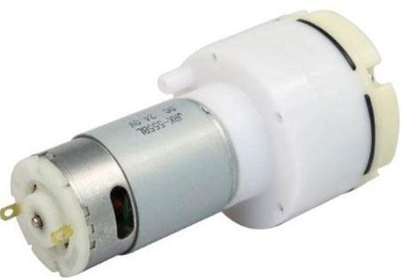 Vzduchová vývěva 555, 12VDC, 15l/min /Vakuová pumpa/