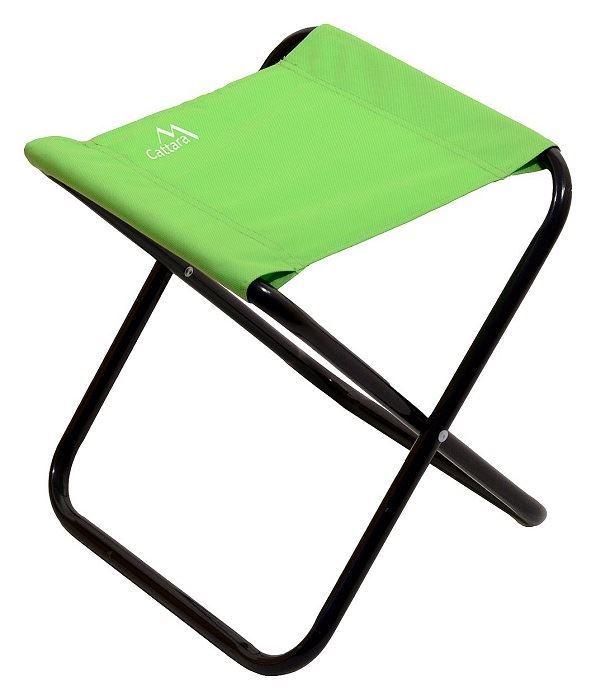 Cattara MILANO zelená -Židle kempingová skládací