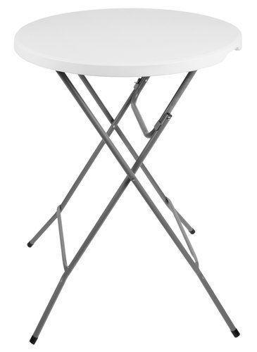 Skládací stůl kulatý 80 cm