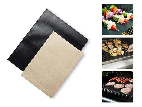Teflonová podložka na grilování a pečení 2 ks
