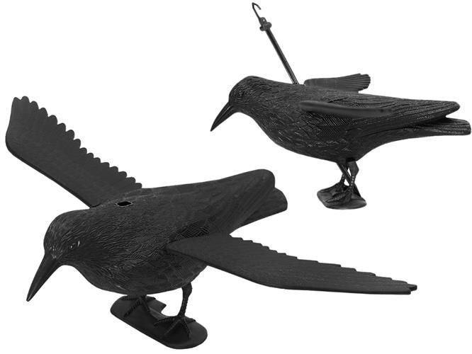 Odpuzovač holubů a ptáků Havran 38 cm