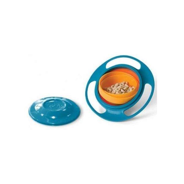 Nevyklopitelná miska pro děti Gyro bowl