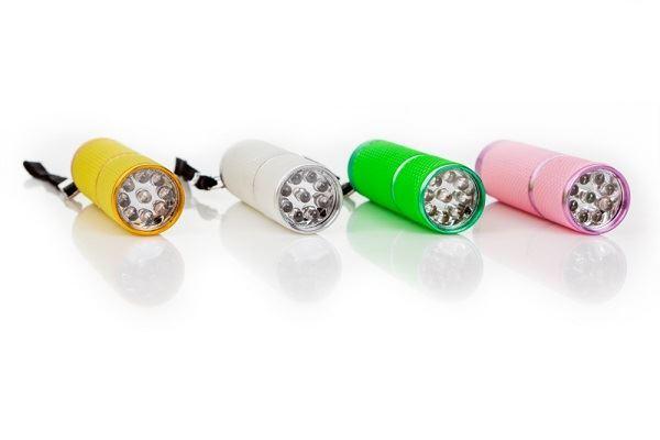 Mini UV lampa 9W na nehty
