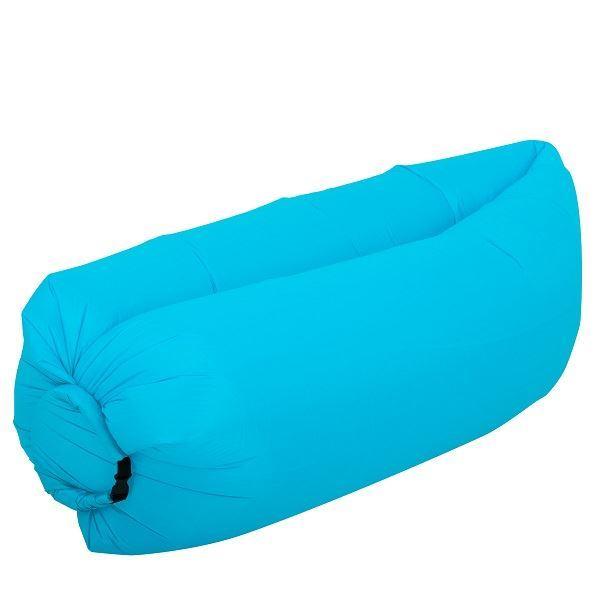LAZY BAG samonafukovací vak- modrý