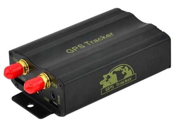 GPS lokátor TRACKER do vozidla TK103