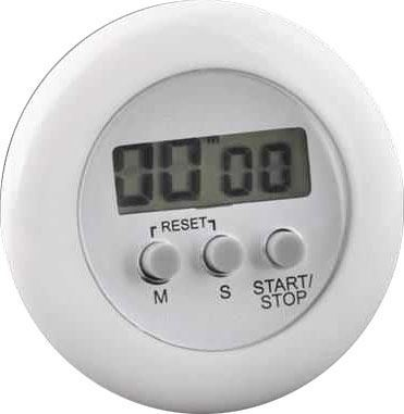 Digitální časovač, minutka
