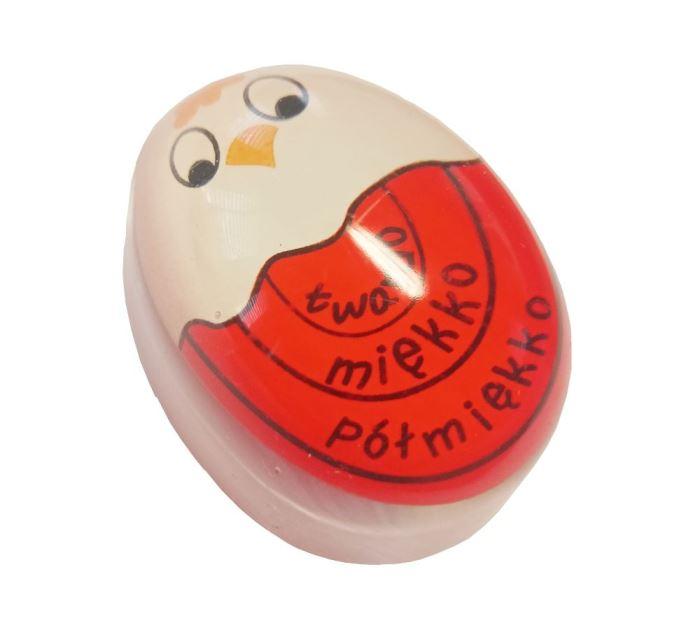 Minutka-časovač-pomůcka na vaření vajec