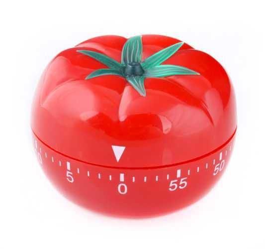 Časovač, minutka - rajče