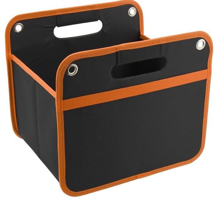Organizér do kufru auta 32x29cm ORANGE