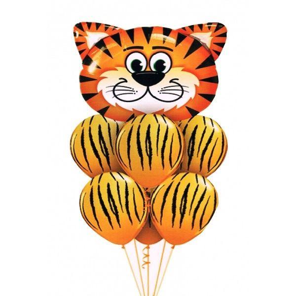 Fóliový balónek TYGR