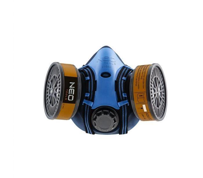 Ochranná maska bez filtrů, NEO