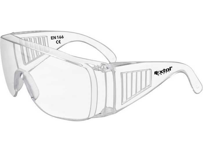 Brýle ochranné polykarbonát univerzální velikost, EXTOL CRAFT