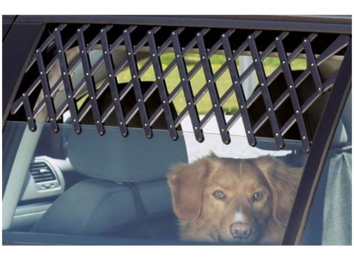 Větrací nastavitelná mřížka do dveří auta
