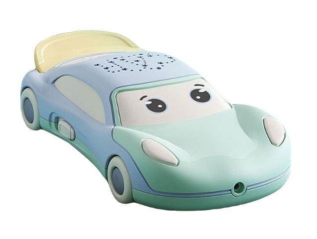 Hrající interaktivní hvězdný projektor auto