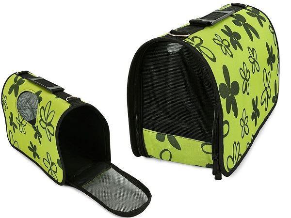 Přepravní taška pro psy, kočky- rozměr: 40cm x 23cm x 26cm