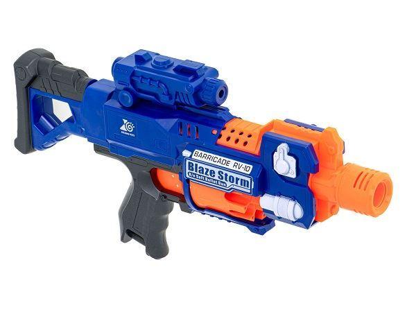 Dětská puška Blaze Storm Nerf + 20 šipek
