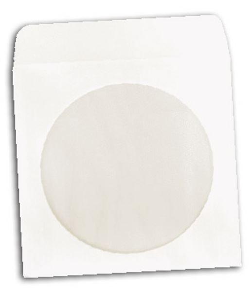 PremiumCord Papírová košilka na 1 CD
