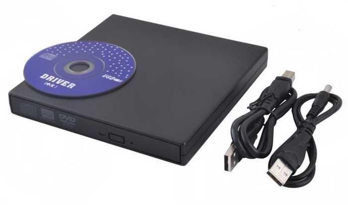 Externí DVD mechanika