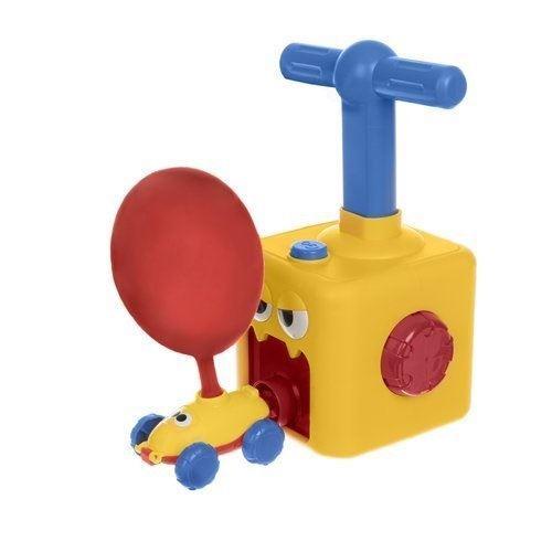 Dětská hra nafukování balónků