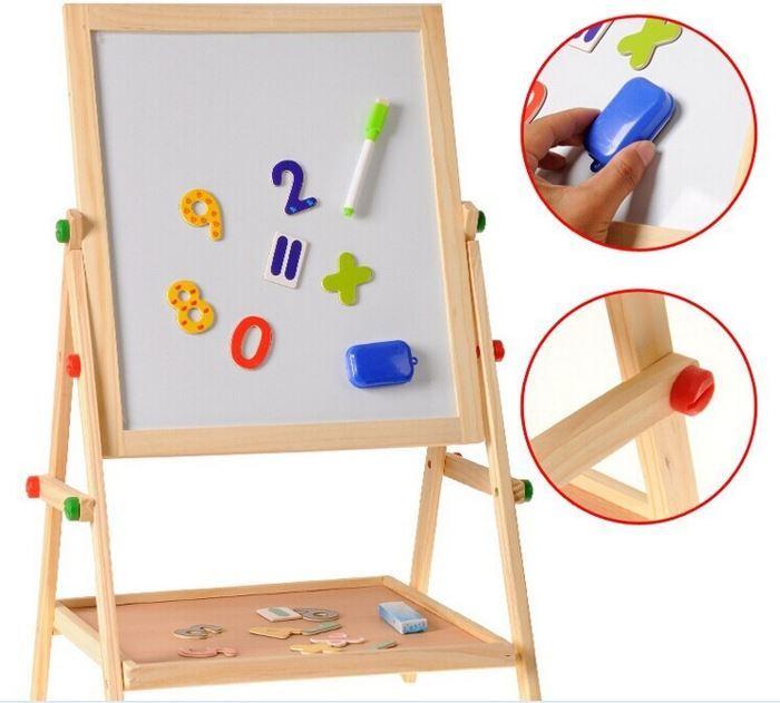Oboustranná tabule pro děti