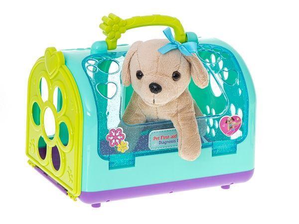 Dětský kufřík pro veterináře s pejskem