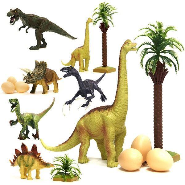 Sada dinosaurů 14ks