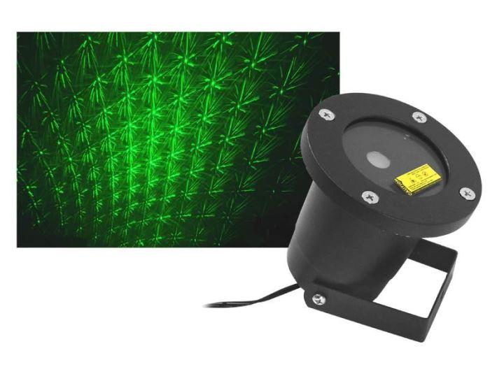 Vánoční osvětlení Laser projektor s ovládačem, LTC 100