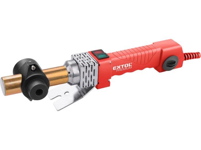 Svářečka polyfůzní nožová, 600W, 0-300°C, EXTOL CRAFT,419311