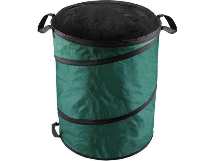 Koš skládací na listí a zahradní odpad, 55x72cm, 170L, EXTOL CRAFT