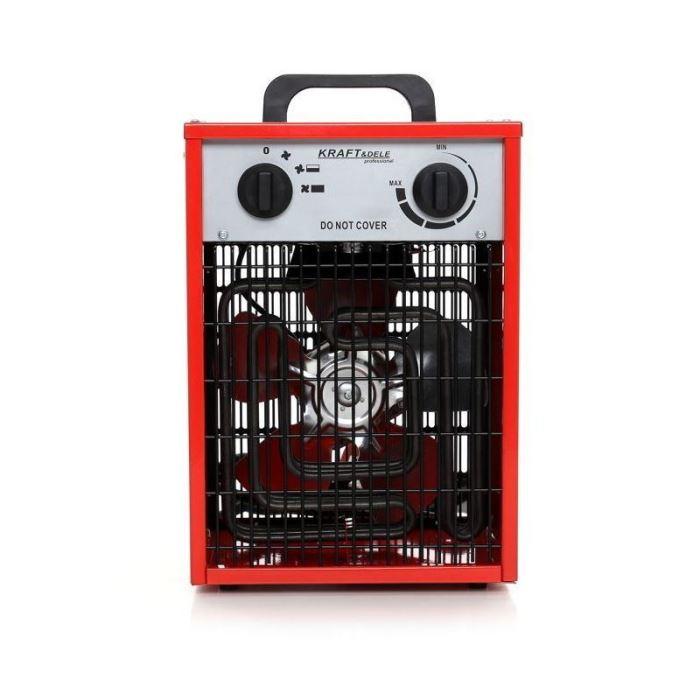 Elektrický přimotop 2,5kW / 230V, KRAFT & DELE