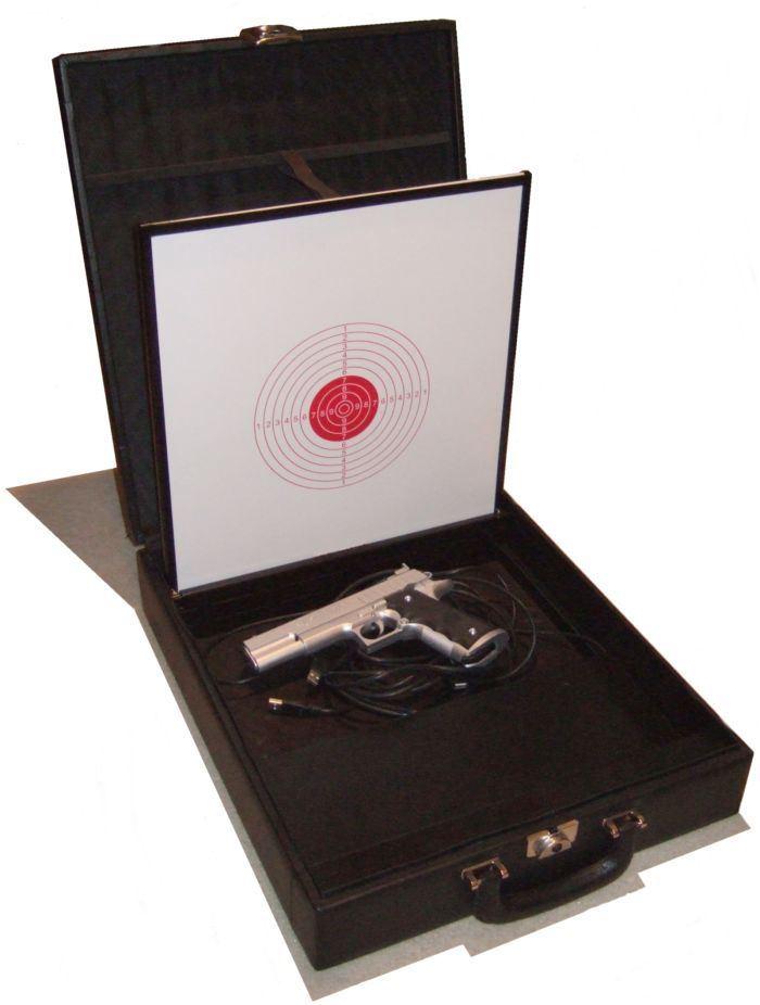 Laserová střelnice - WINGS Rival - infra