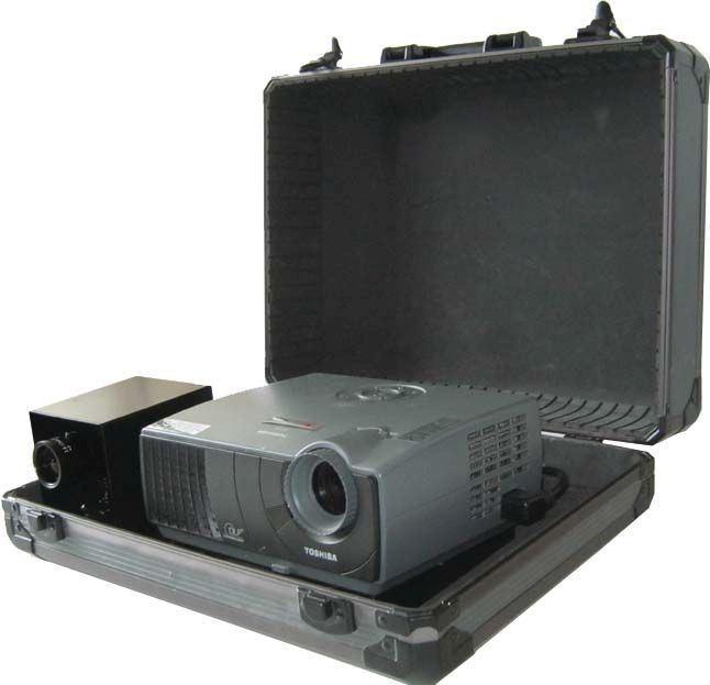 Laserová střelnice - WINGS Projekční střelnice - HOBBY