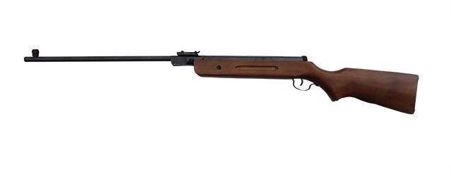 Laserová zbraň - Vzduchovka - červený laser (CV)