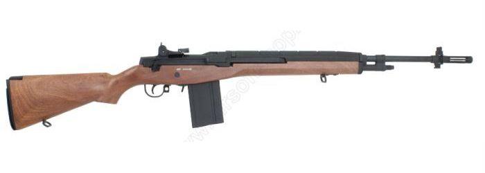 Laserová zbraň - M14 - červený laser (CV)