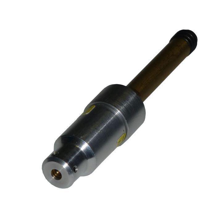 Laserový zářič - Násuvný zářič