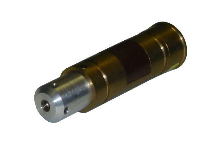 Laserový zářič - Brokový náboj