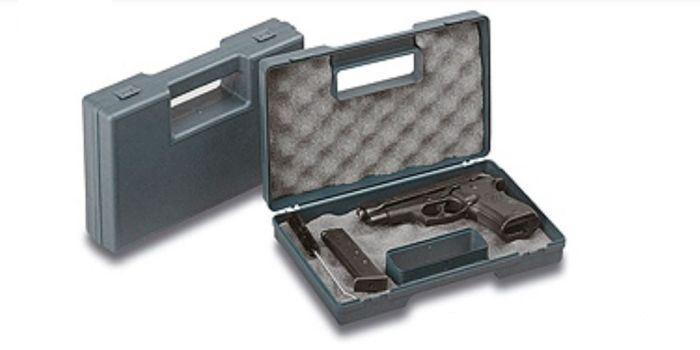 Kufr  - pro krátkou zbraň