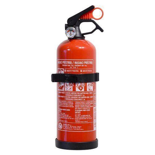 Hasící přístroj práškový 1kg (8A 34 B/C) ABC