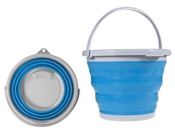 Skládací silikonový kbelík 3,5l
