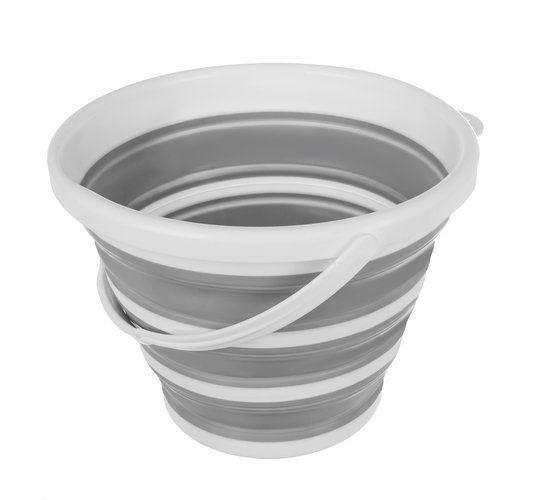 Skládací silikonový kbelík 10l