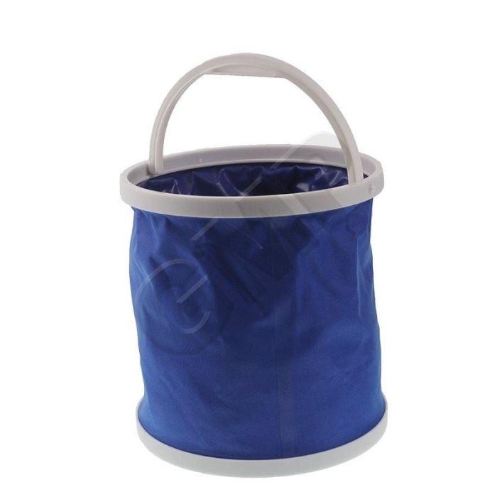 Skládací silikonový kbelík 11l